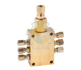 JS6型油气分配器