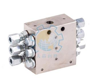 SSV系列单线递进式分配器(30MPa)