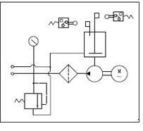 DRB-P电动润滑泵(图2)