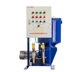 DRB-P型电动润滑泵系统