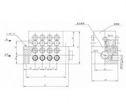 DJQHQ-J型油—气分配混合器