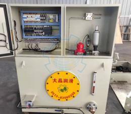 递进式油气润滑系统