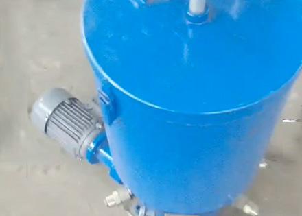 电动润滑泵外观